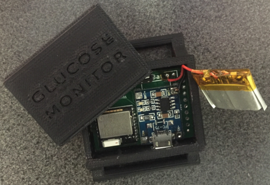 Projects:2017s1-156 Interrogating a Glucose Monitor - Projects