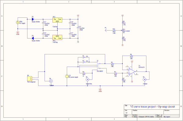 Projects:2014S1-42 Current-Voltage Tracer Experiment - Projects